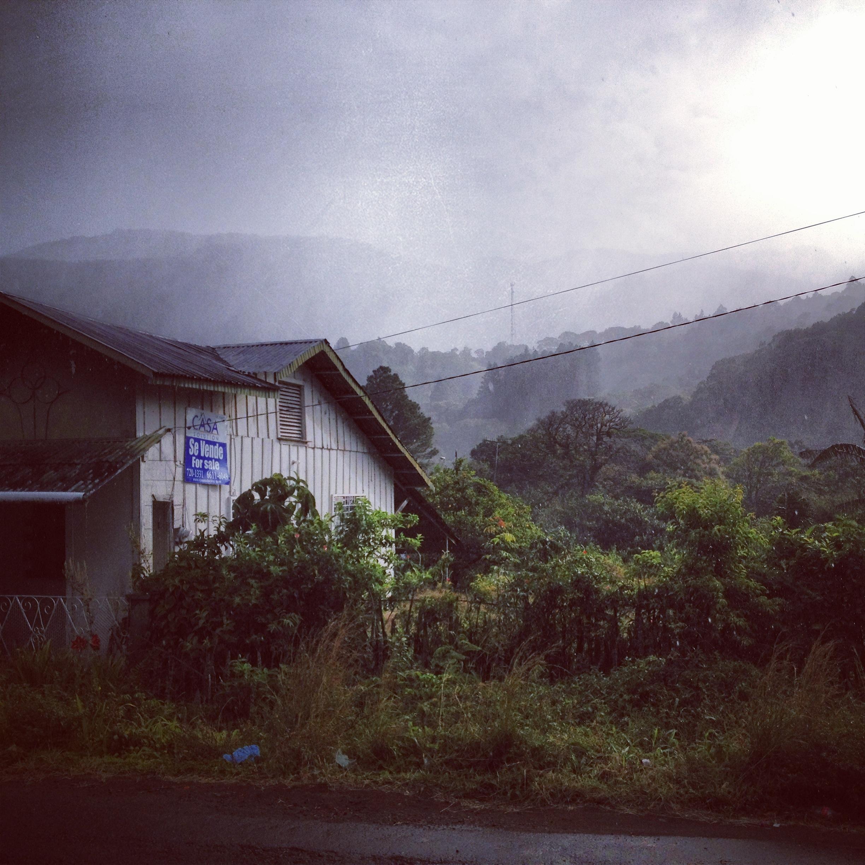 Viaje a las montañas de Boquete en Panama