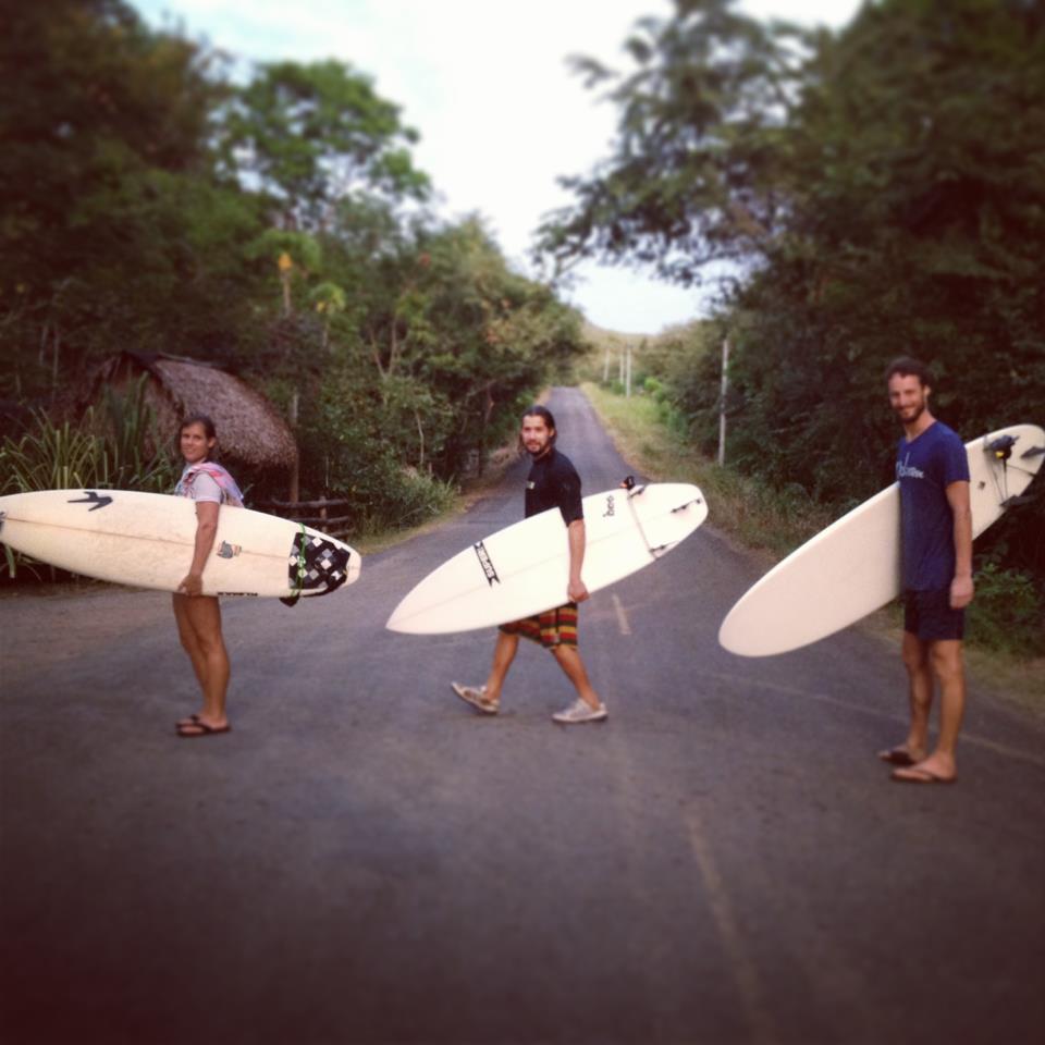 Surf en Panama Pedasí