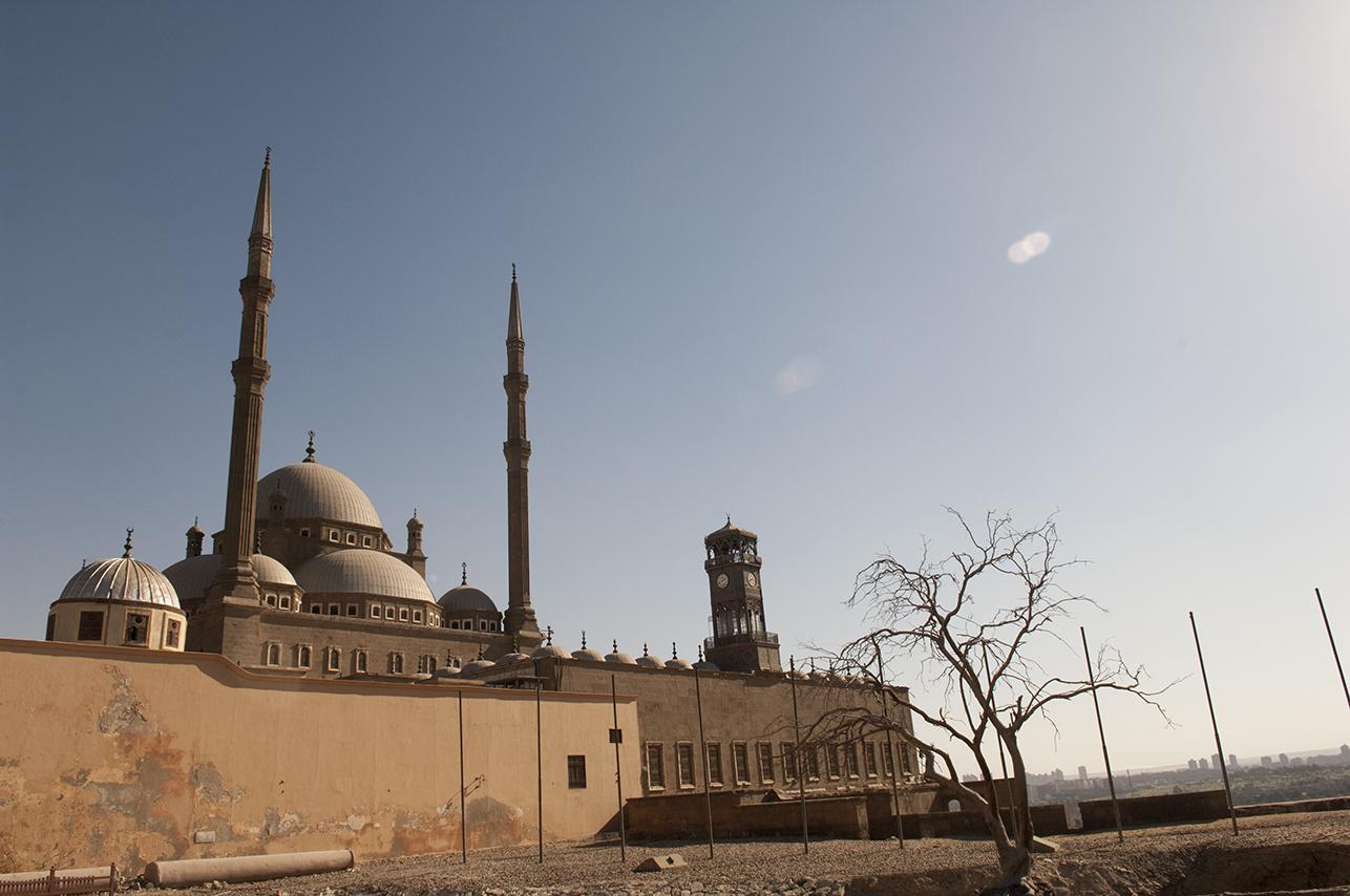 Mezquita de Alabastro el Cairo