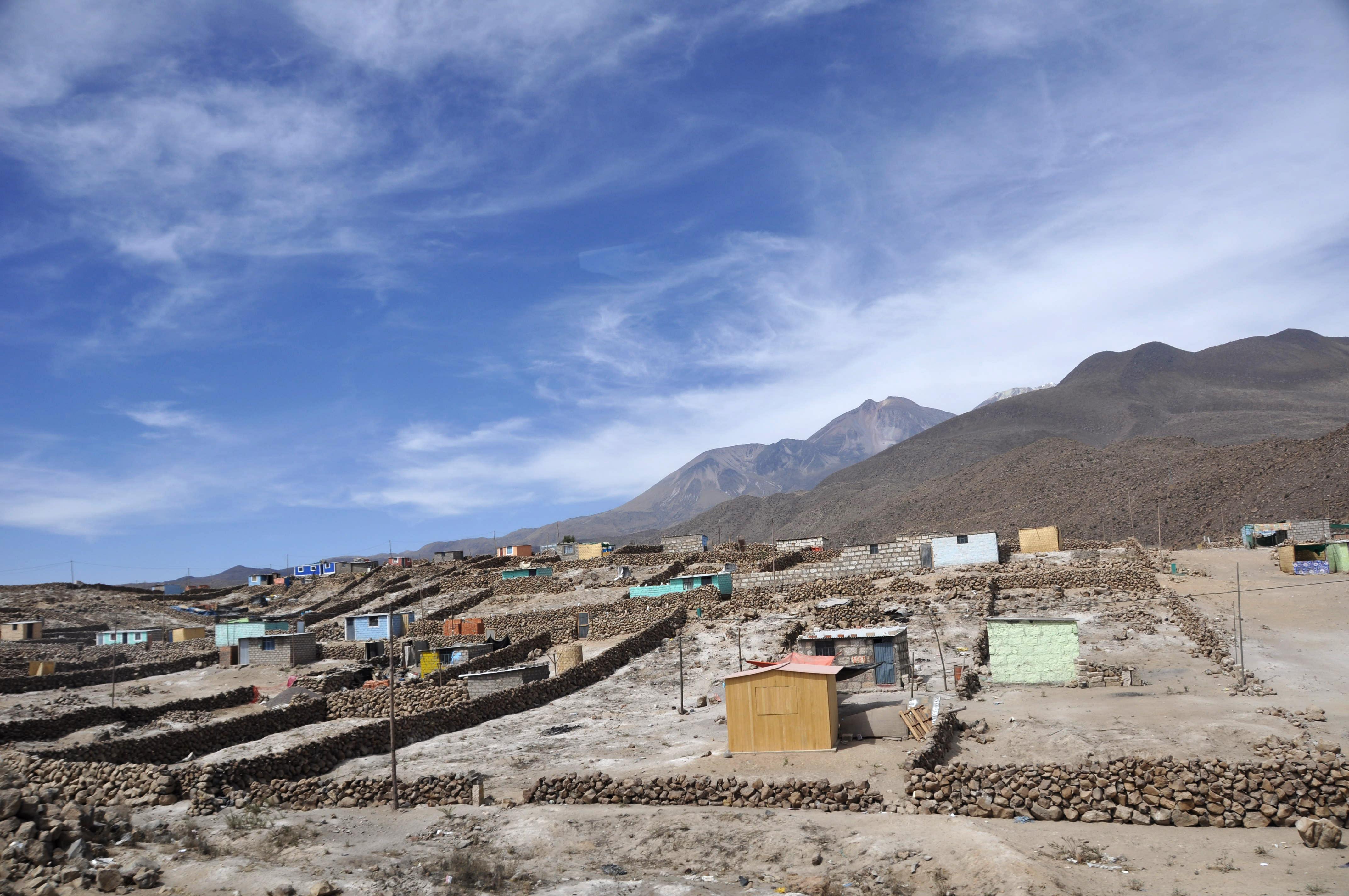 Cañon del Colca desde Arequipa