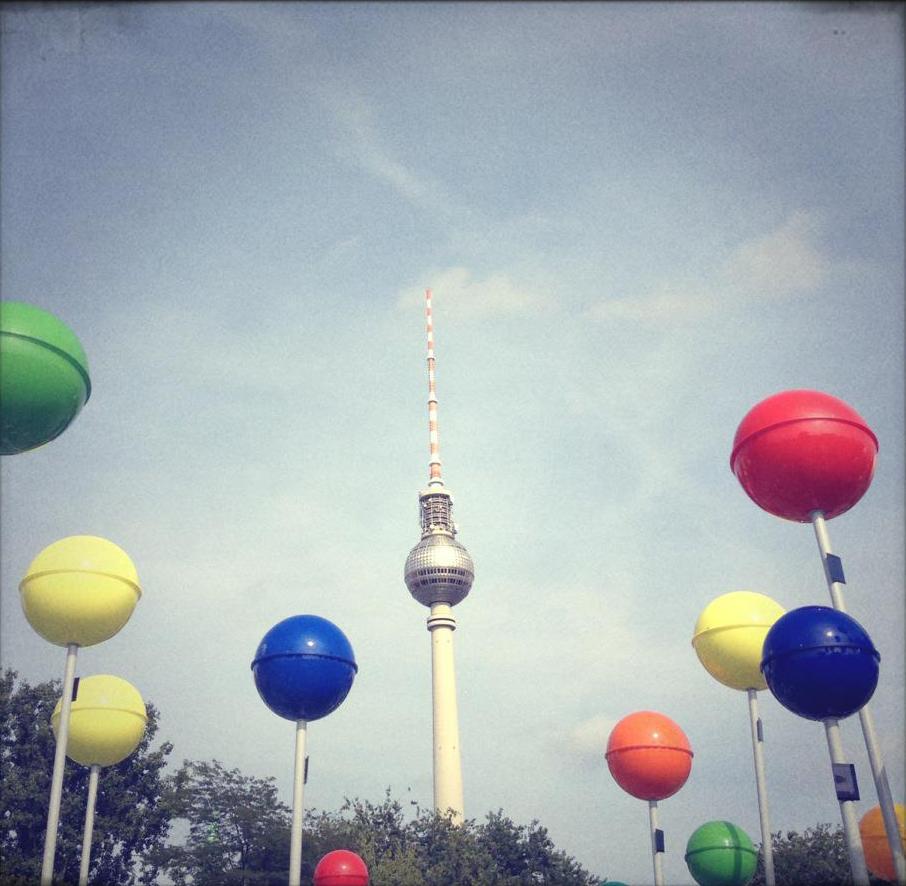 Alemania-Berlin-Alexanderplatz- Sonsoles Lozano