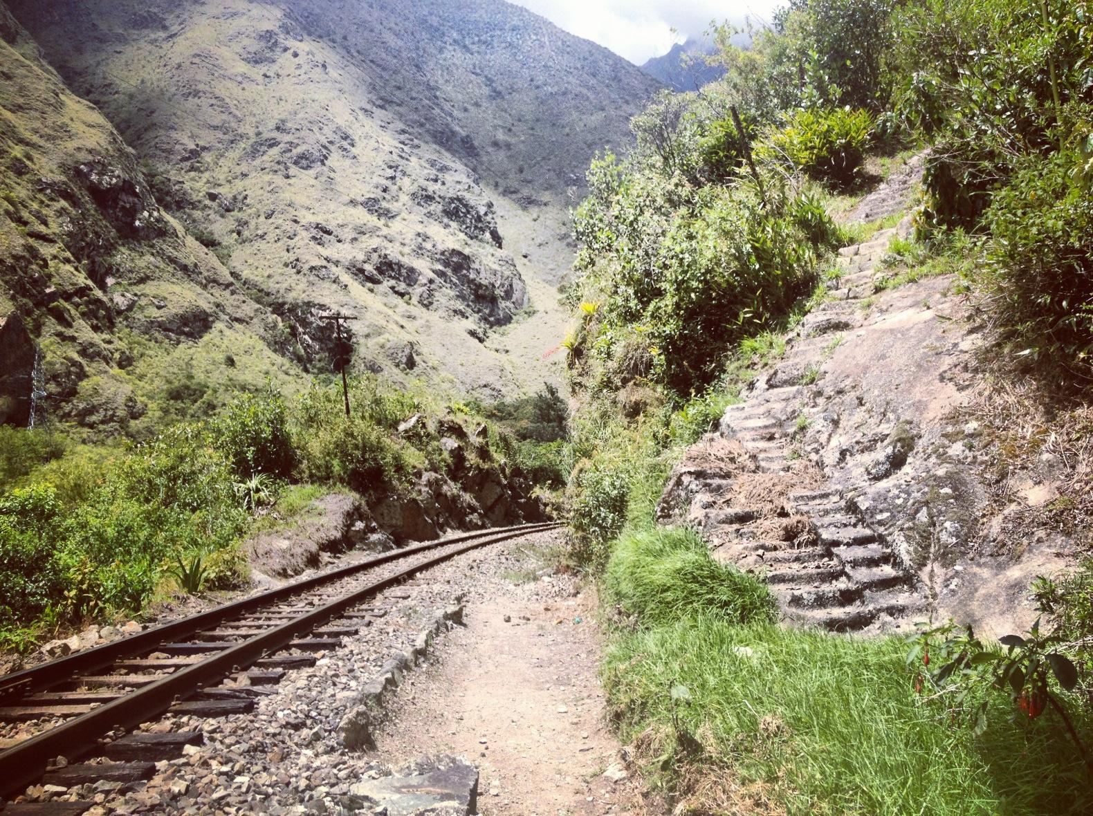 Peru 2013_Camino a Machu Pichu. Sonsoles Lozano.