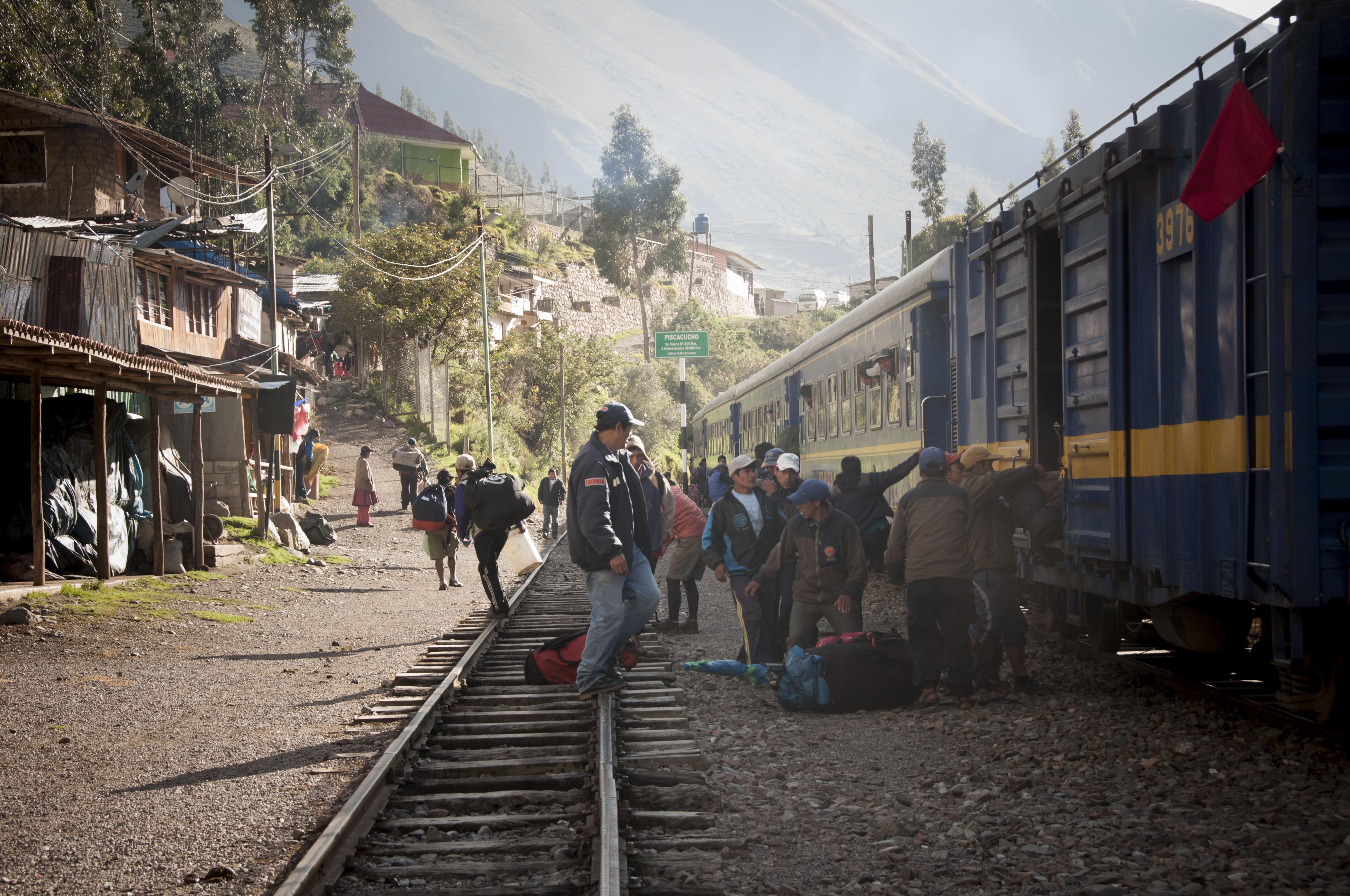 Peru 2013_Caminobarto a Machu Pichu. Sonsoles Lozano.