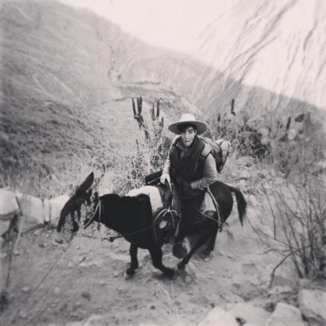 Motivacion para viajar. Cañón del Colca. Peru. Sonsoles Lozano