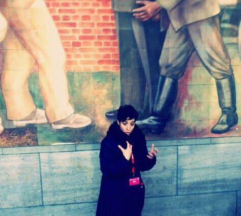 Guia de turismo en español. Berlin con Son Tours. Sonsoles Lozano