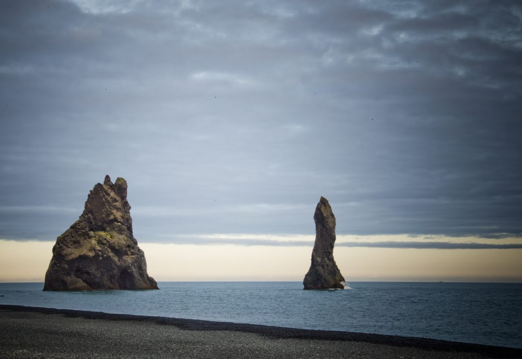 Viajar a Islandia. Vik. Sonsoles Lozano.