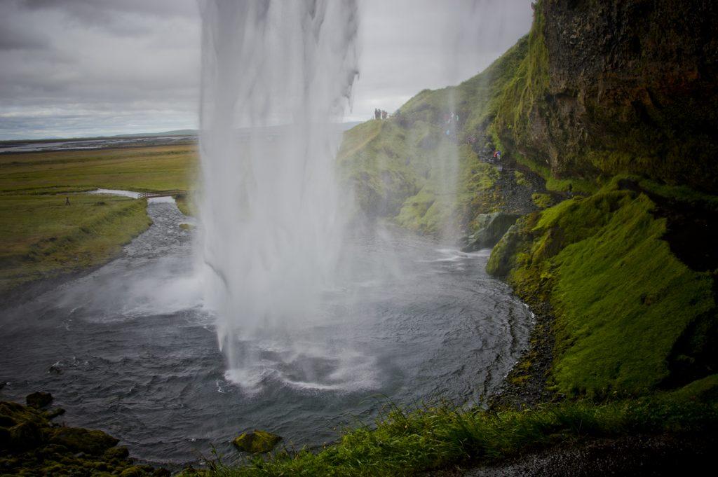 Viajar a Islandia. Seljalandfoss. Sonsoles Lozano