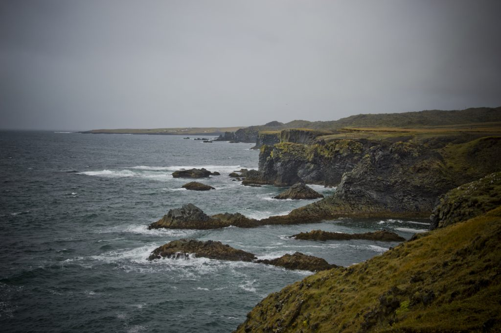 Viaje a Islandia. Snefellsnes. Arnarstapi. Sonsoles Lozano