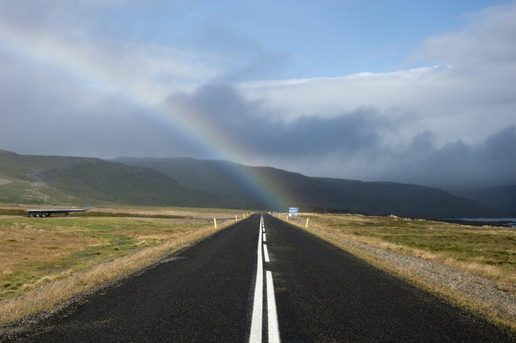 Vuelta a Islandia. Brjanslaekur. Sonsoles Lozano