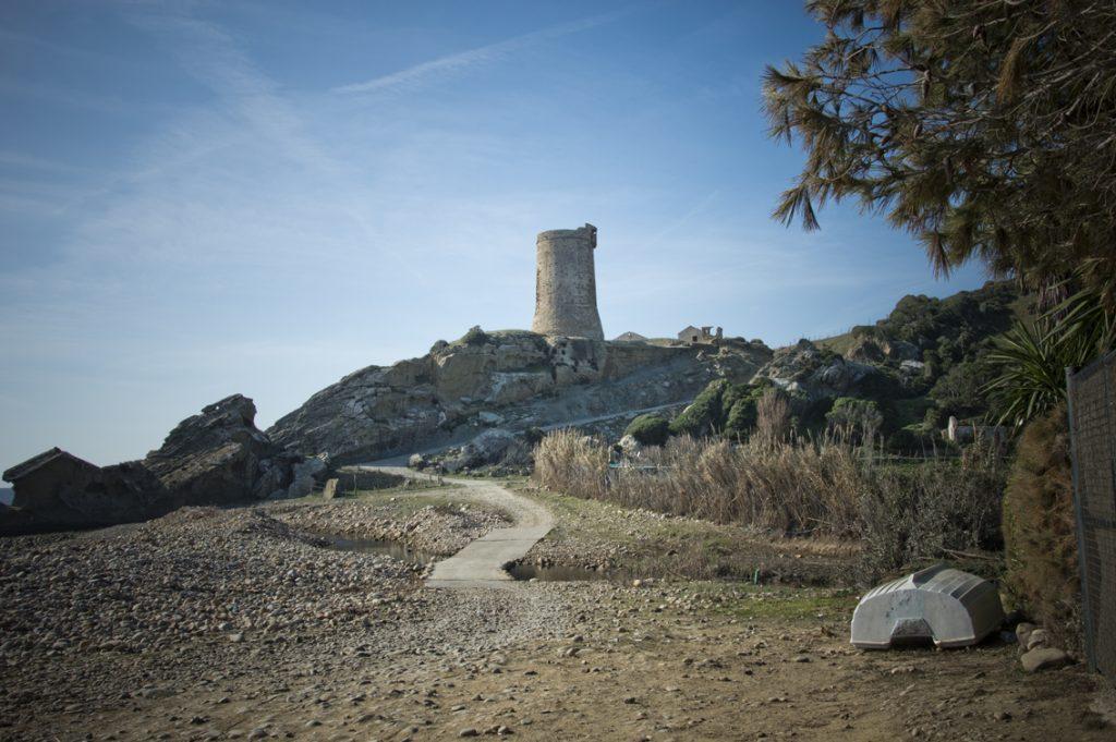 Ruta-senderismo-Algeciras-Tarifa-castillo-de-guadalmesi1
