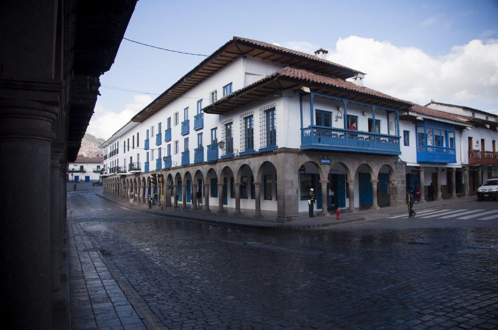 Viajes al Cusco