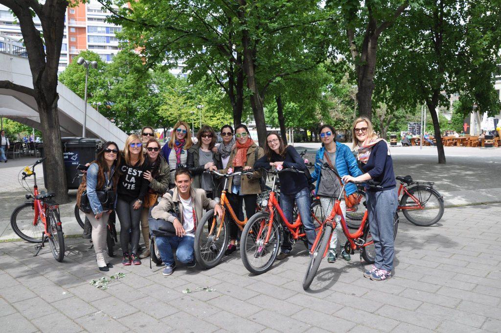 Tour privado Berlin en bicicleta