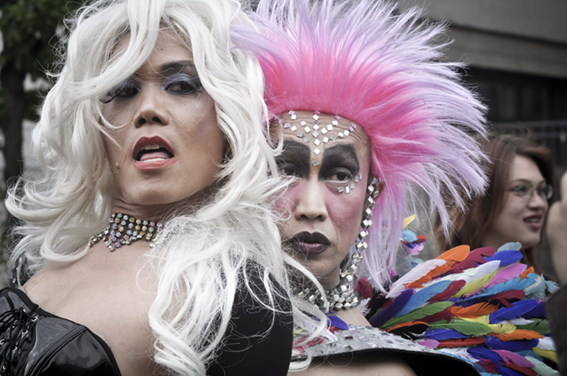 Gay parade_ Thailand Fantasy3web