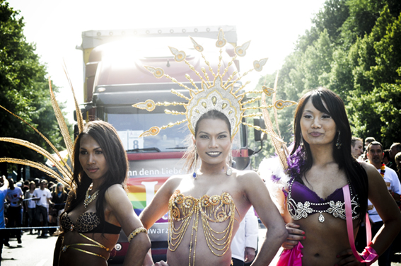 Gay parade_ Thailand Fantasy6web