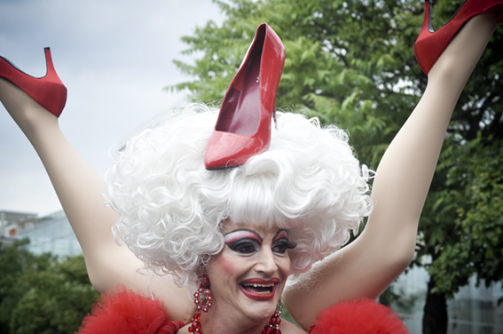 Gay parade_Lady hig hills1web