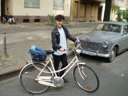Vida en Berlin. Sonsoles Lozano