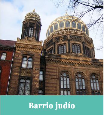 Tour Privado Barrio Judio Berlin